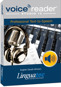Voice Reader Studio 15 ENZ / English (South African)