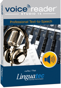 Click to view Voice Reader Studio 15 THT / Thai screenshots
