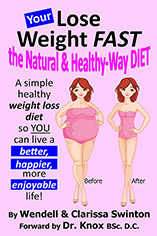 YOUR 'Lose Weight FAST the Natural & Healthy-Way DIET', a simple healthy weight loss diet so YOU c Screen shot