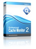 Click to view Cache Monitor Professional per User screenshots