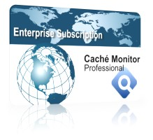 Cache Monitor Professional Enterprise Subscription (1 year)