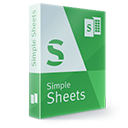 Click to view Simple Sheets for Home screenshots