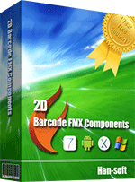 2D Barcode FMX Components (Single license)