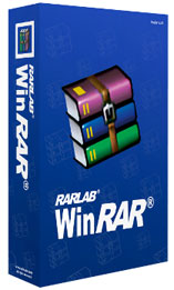 WinRAR Screen shot