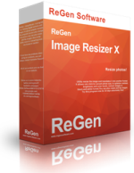 ReGen - Image Resizer X (Personal License) Screen shot