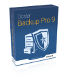 Ocster Backup Pro 9 Server License Screen shot