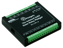 16x Isolated Solid State Relay Phidget 30V/8A - Image
