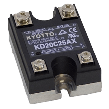 AC Solid State Relay Phidget 280V/25A - Image