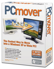 PCmover Professional - English (Download) Screen shot